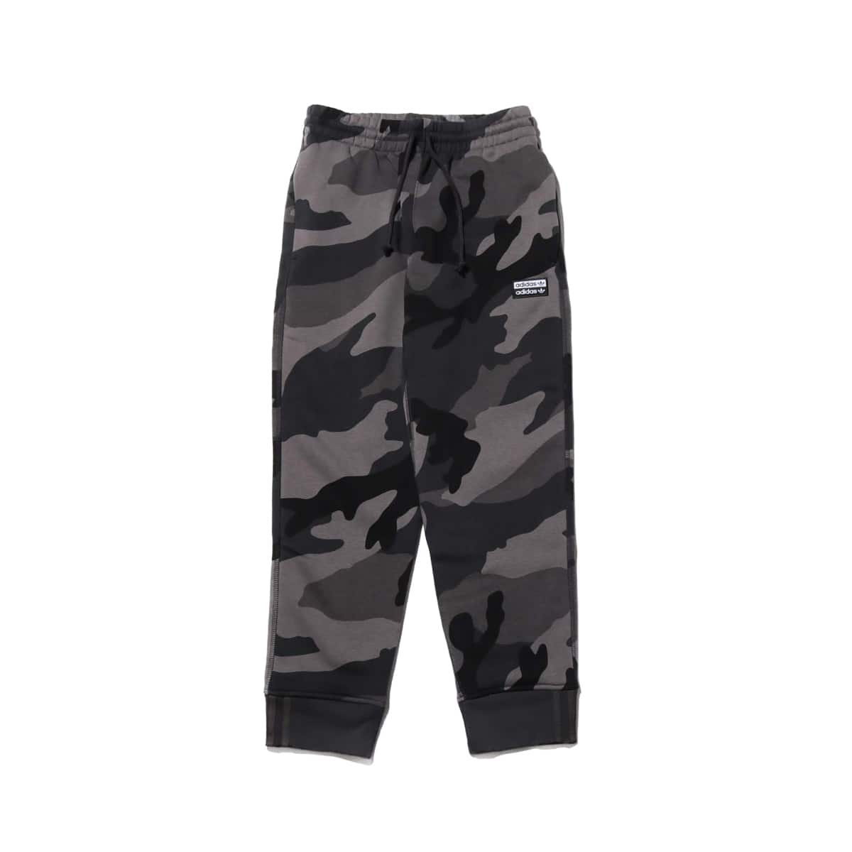 adidas R.Y.V. CAMO SWEATPANTS MULTI COLOR/GREY FIVE 19FW-I_photo_large