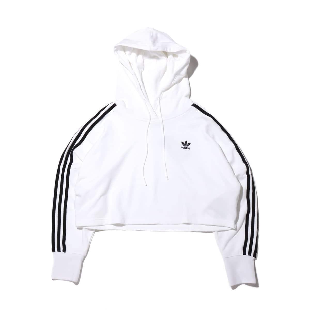 adidas CROPPED HOOD WHITE 19FW-I_photo_large