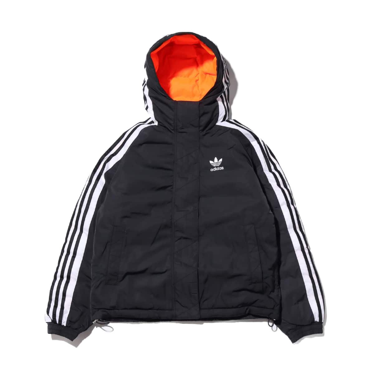 adidas SHORT DOWN JACKET BLACK 19FW-I_photo_large