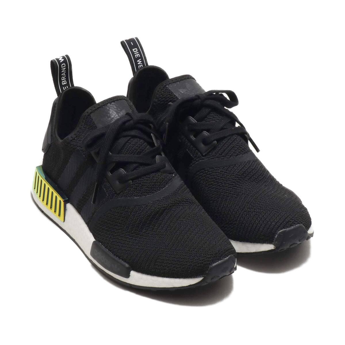 adidas Originals NMD_R1 W CORE BLACK/CORE BLACK/ORCHILD TINT 19FW-I_photo_large