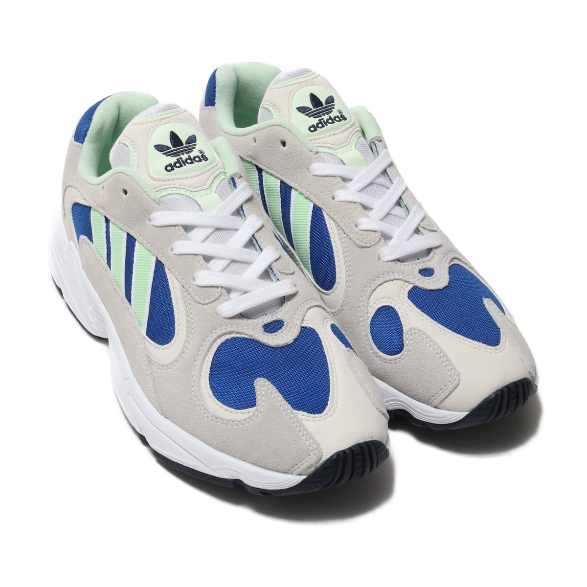 adidas Originals YUNG-1 RUNNING WHITE/GLOW GREEN/COLLEGE ROYAL 19FW-I_photo_large