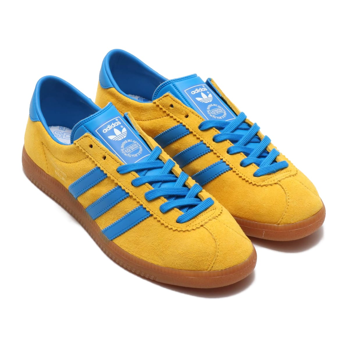 adidas MALMO ACTIVE GOLD/BLUE BIRD/GOLD MET 19FW-S_photo_large