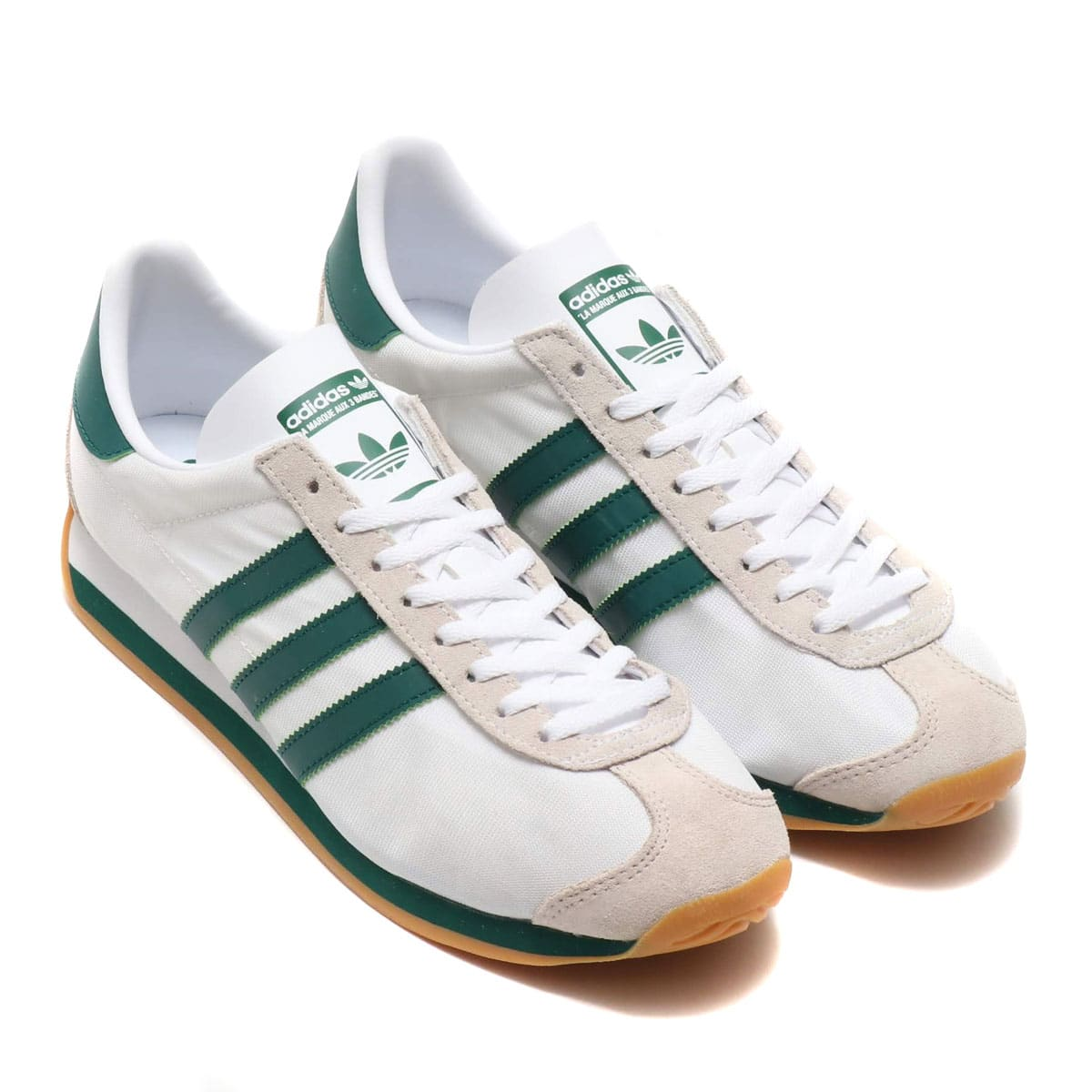 adidas Originals COUNTRY OG RUNNING WHITE/COLLEGEATE GREEN/CLEAR BROWN 19FW-I_photo_large