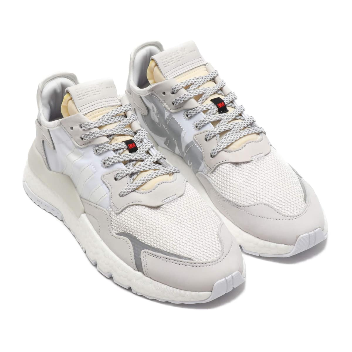 adidas Originals NITE JOGGER CRYSTAL WHITE/CRYSTAL WHITE/RUNNING WHITE 19FW-S_photo_large