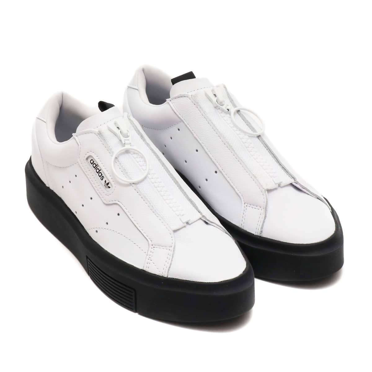 adidas Originals SLEEK SUPER Z W RUNNING WHITE/RUNNING WHITE/CORE BLACK 19FW-S_photo_large