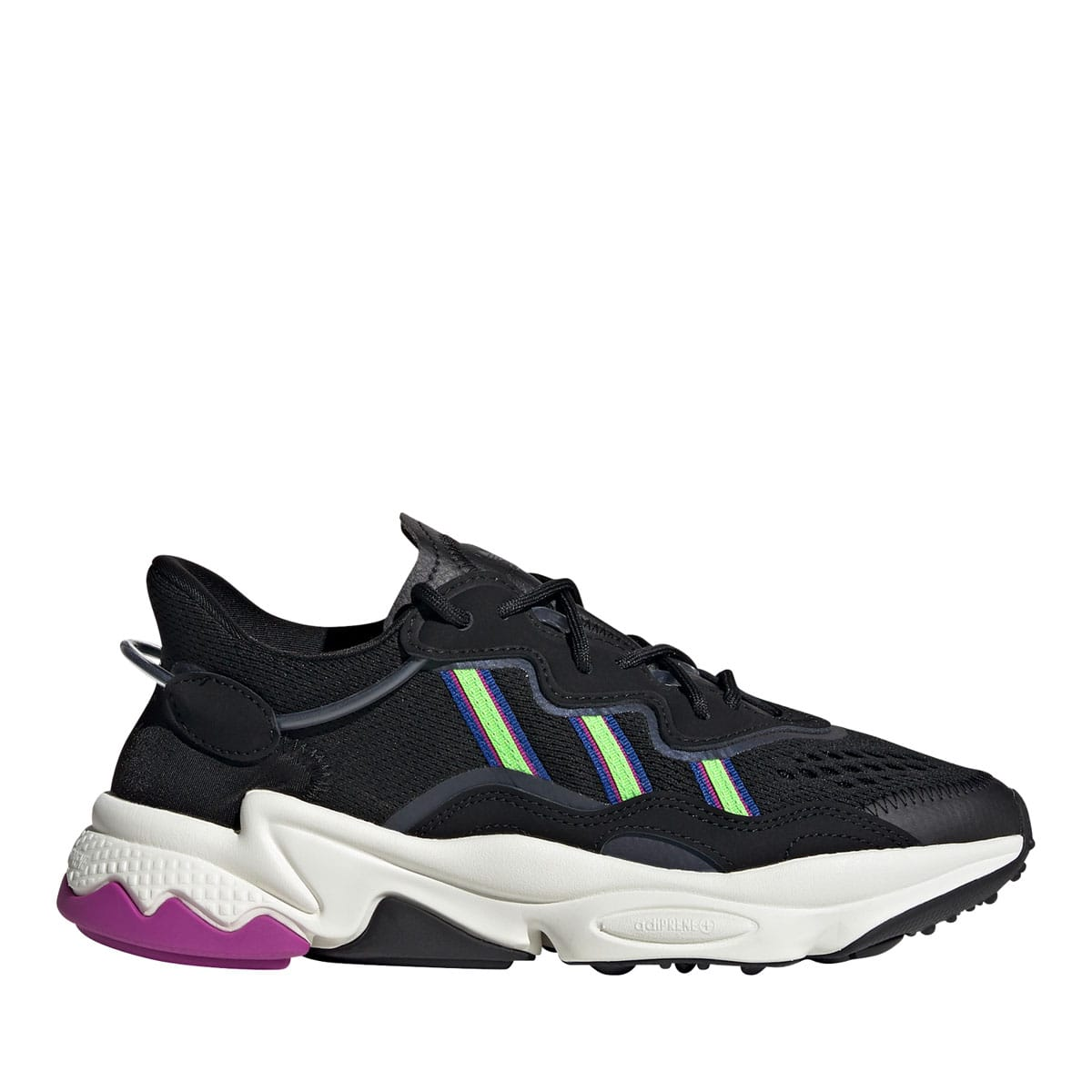 adidas OZWEEGO W CORE BLACK/SOLAR GREEN/VIVID PINK 20SS-I_photo_large