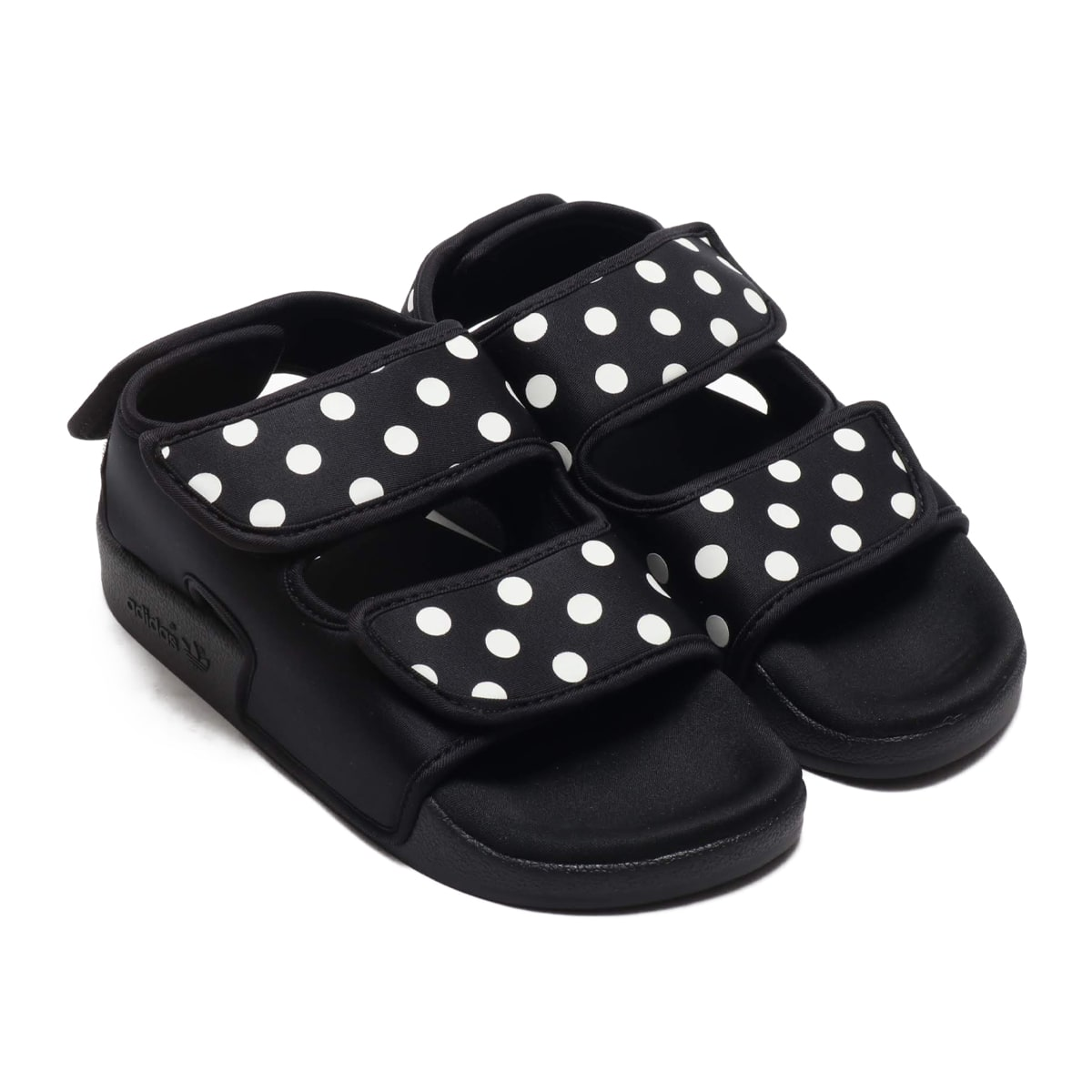 adidas ADILETTE SANDAL 3.0 W CORE BLACK/OFF WHITE/CORE BLACK 20SS-I_photo_large