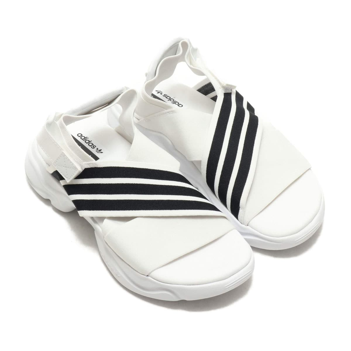 adidas MAGMUR SANDAL W FOOTWEAR WHITE/CORE BLACK/FOOTWEAR WHITE 20SS-I_photo_large