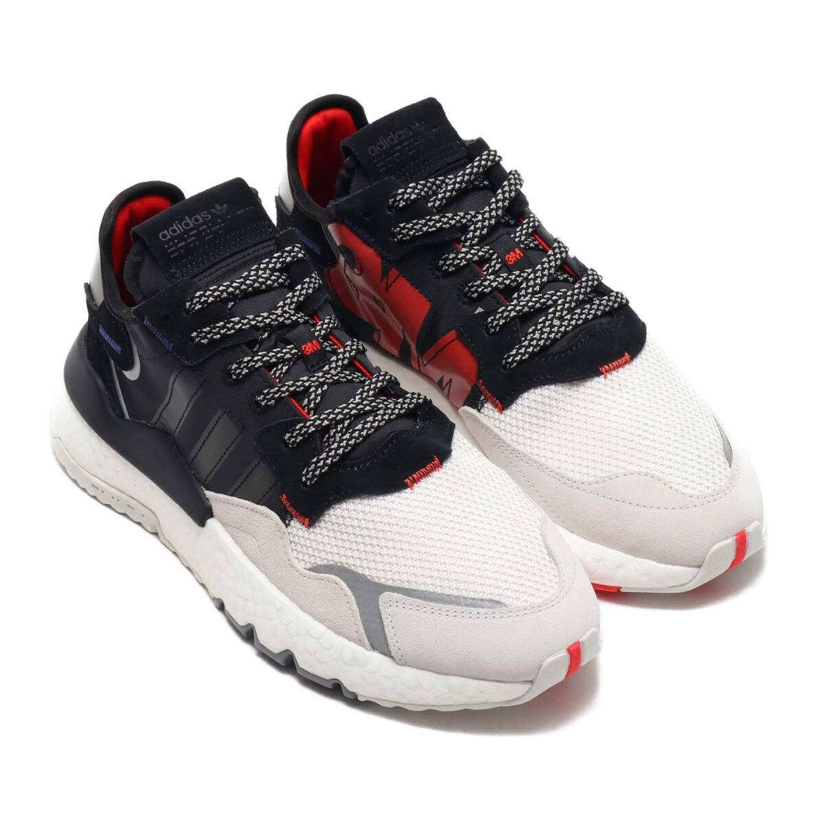 adidas Originals NITE JOGGER CORE BLACK/CORE BLACK/CRYSTAL WHITE 19FW-S_photo_large