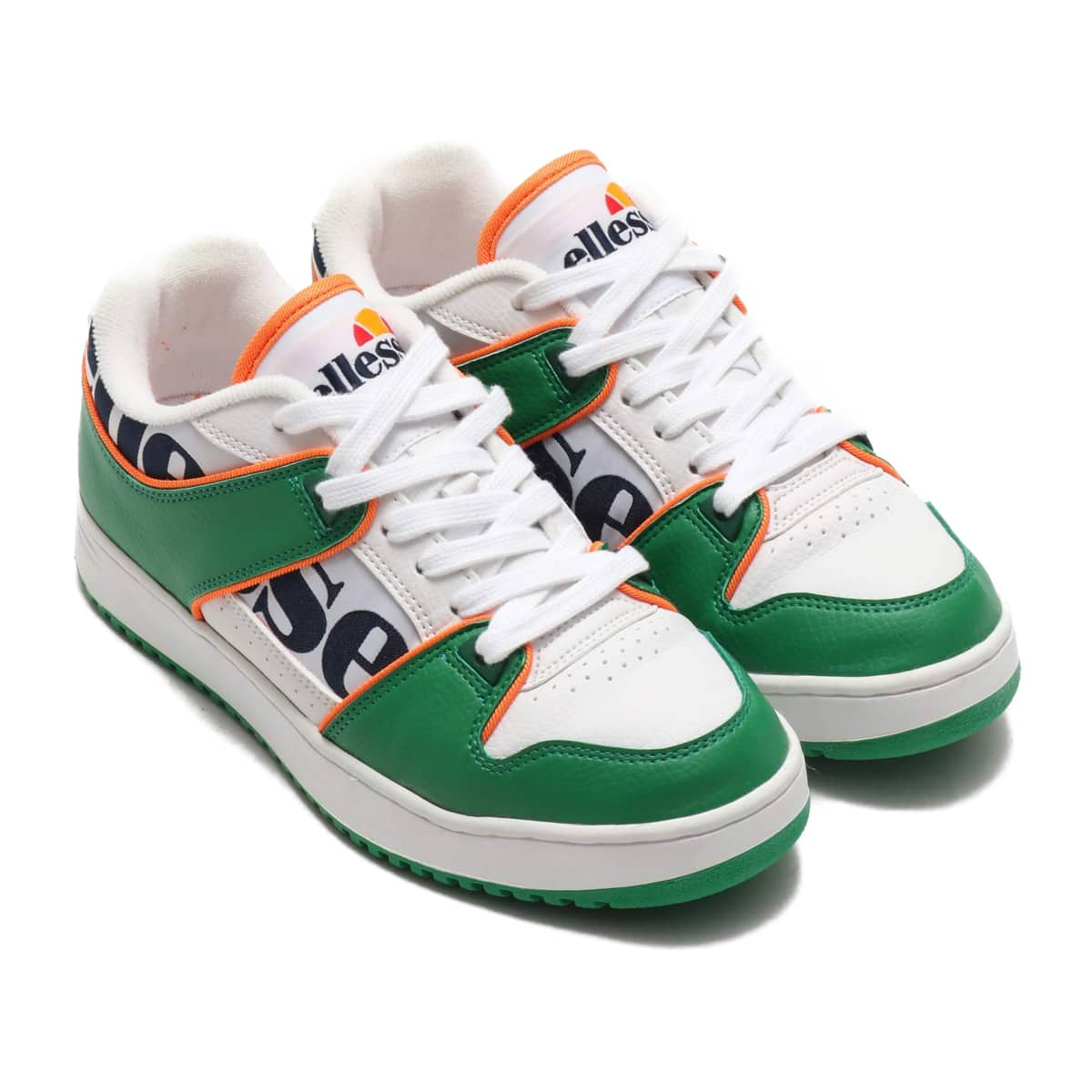 atmos pink × ellesse × ReiNa Assist Low WHITE/GREEN 20SP-S_photo_large