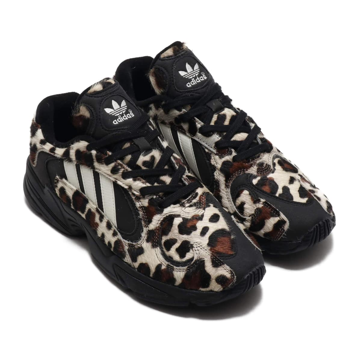 adidas YUNG-1 CORE BLACK/OFF WHITE/SIMPLE BROWN 20SS-I_photo_large