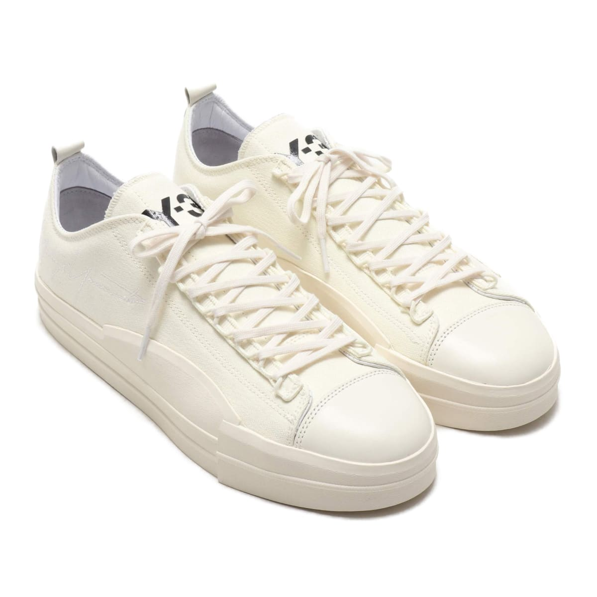adidas Y-3 YUBEN LOW WHITE 20SS-S_photo_large