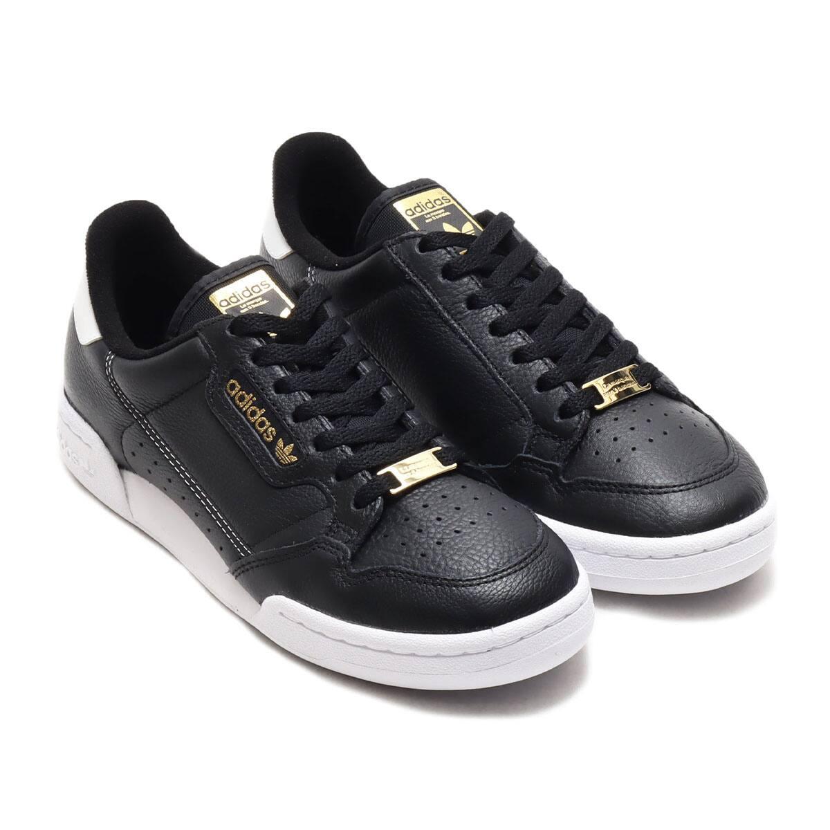 adidas CONTINENTAL 80 CORE BLACK/CORE BLACK/FOOTWEAR WHITE 20SS-I_photo_large