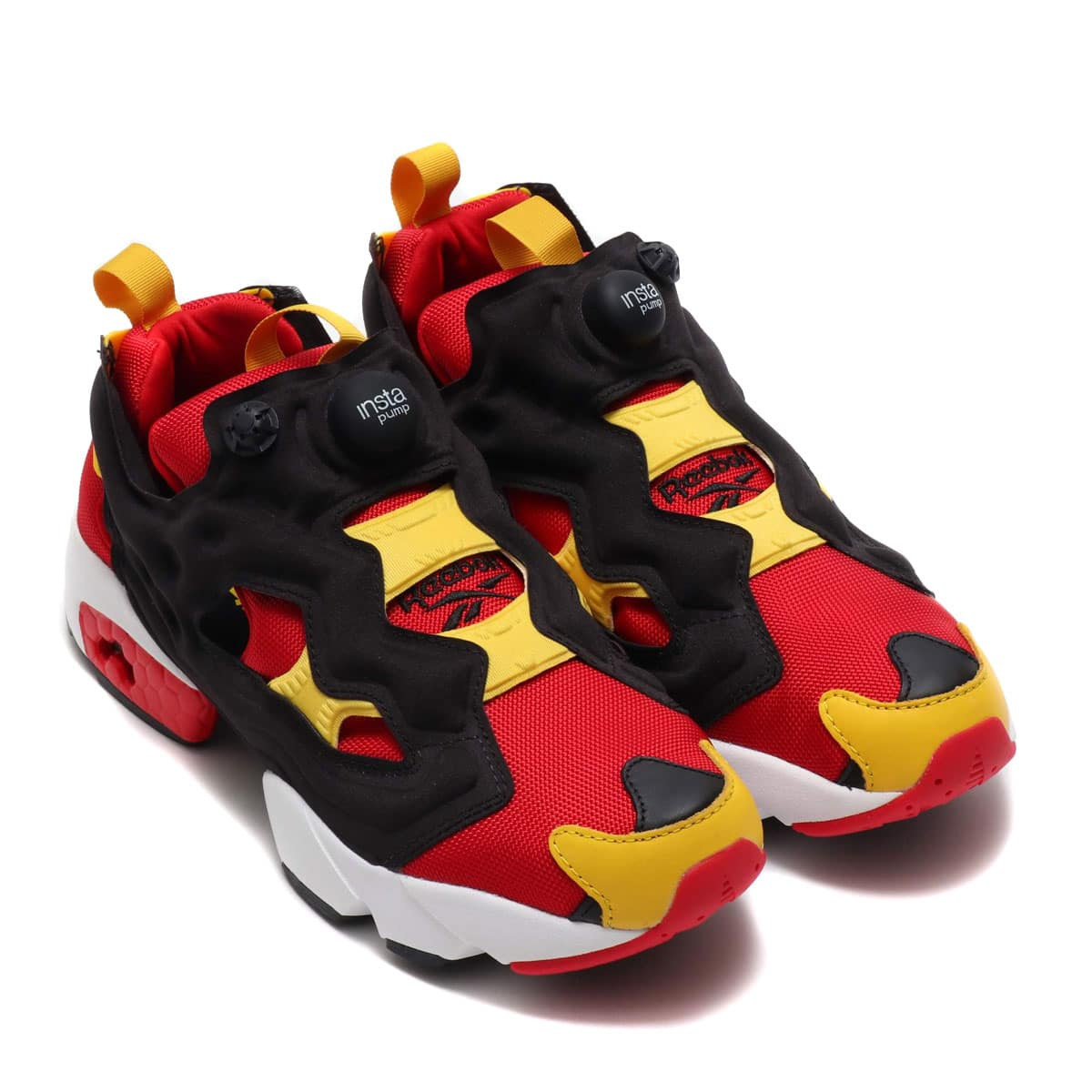 Reebok INSTAPUMP FURY OG MU SCARLET/BLACK/TOKUSICKYELLOW 20SS-S_photo_large