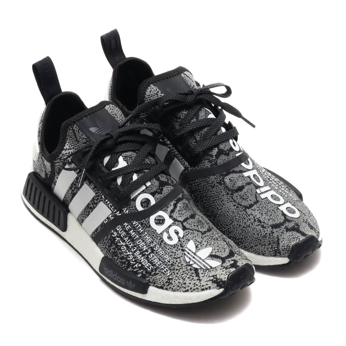 adidas NMD_R1 atmos CORE BLACK/RUNNING WHITE/RUNNING WHITE 19FW-S_photo_large