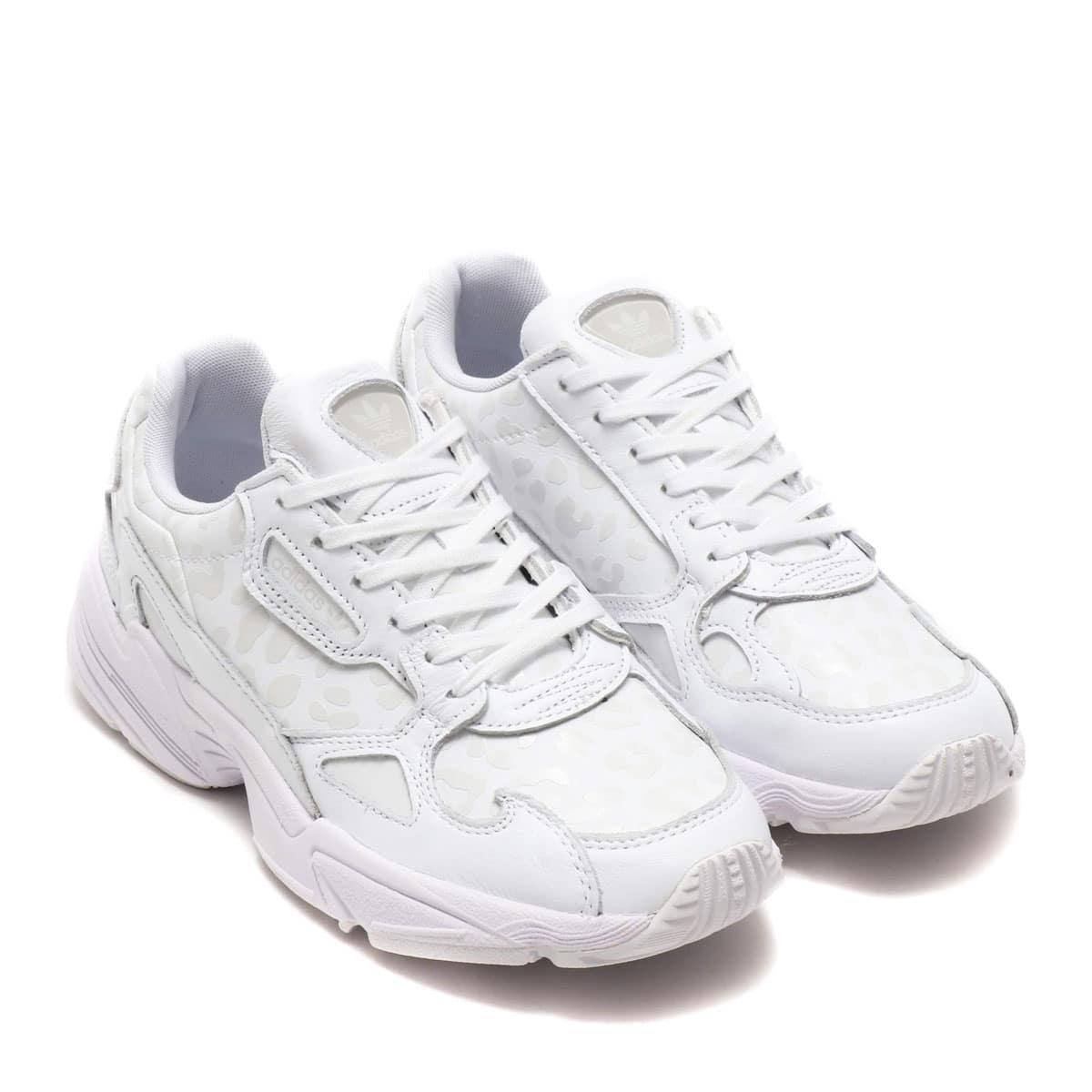 adidas ADIDASFALCON W RUNNING WHITE/CRYSTAL WHITE/CORE BLACK 19FW-I_photo_large