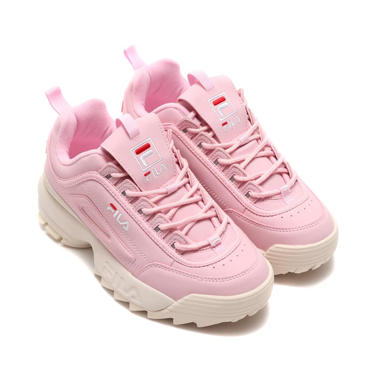 FILA DISRUPTOR 2 PINK/WHITE 19SS-S_photo_large