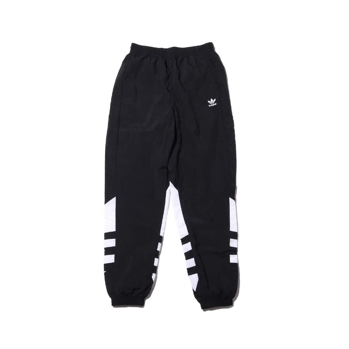 adidas LRG LOGO TRACK PANTS WOMEN BLACK/WHITE 20SS-I_photo_large