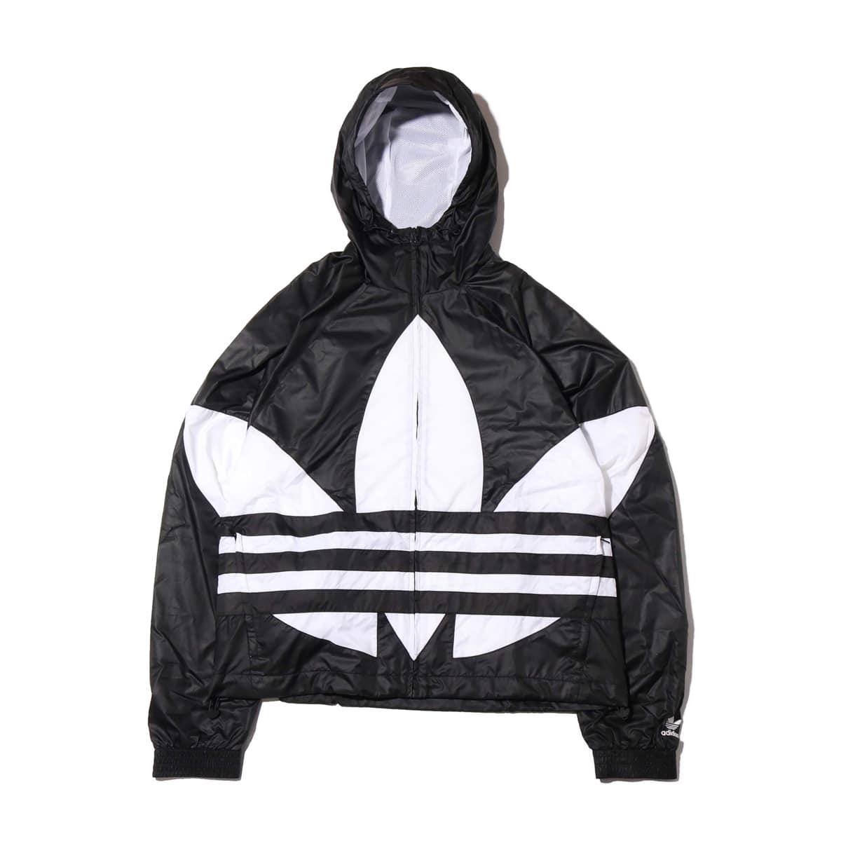 adidas BIG TREFOIL WINDBREAKER MEN BLACK 20SS-I_photo_large