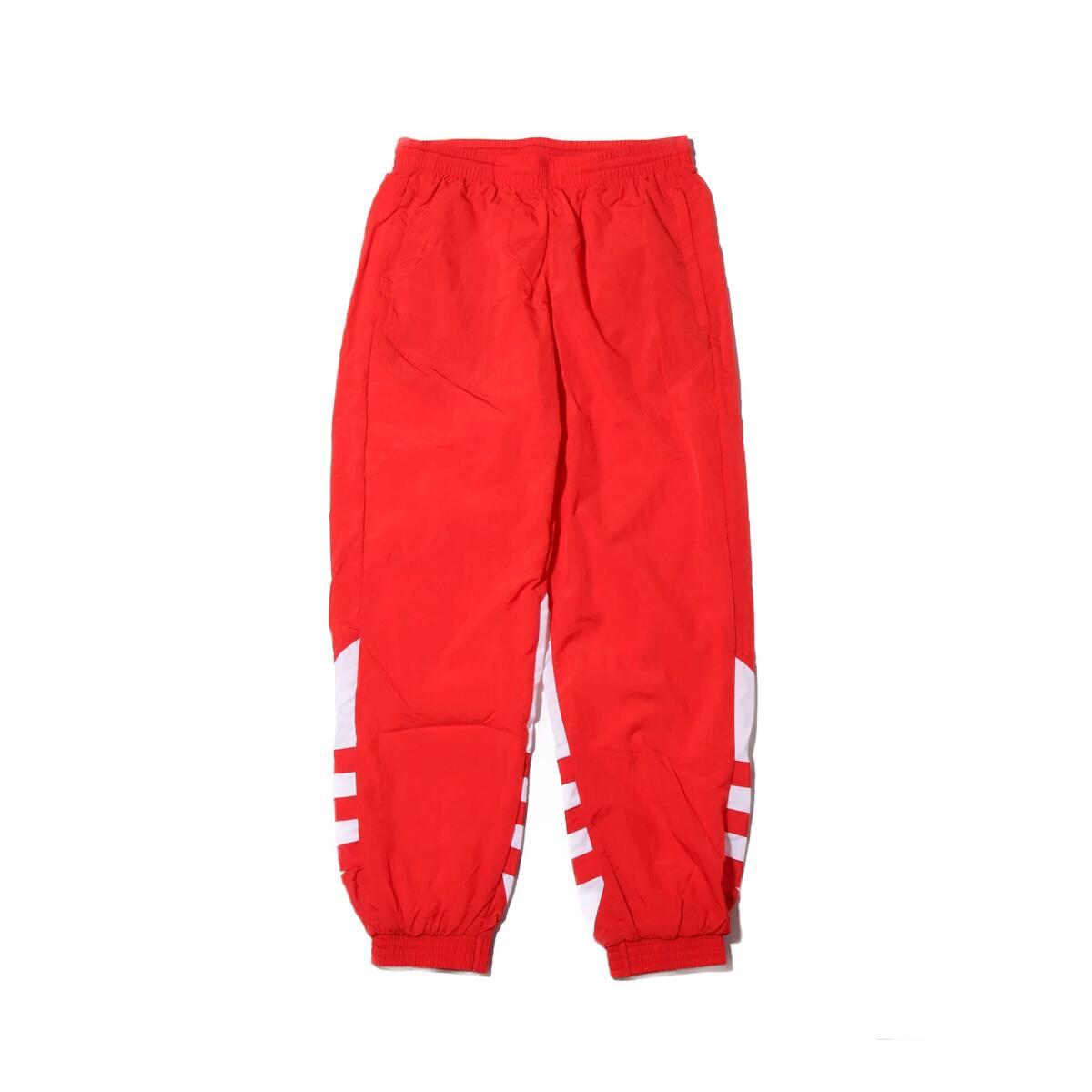 adidas BIG TREFOIL TRACK PANTS MEN LUSH RED 20SS-I_photo_large