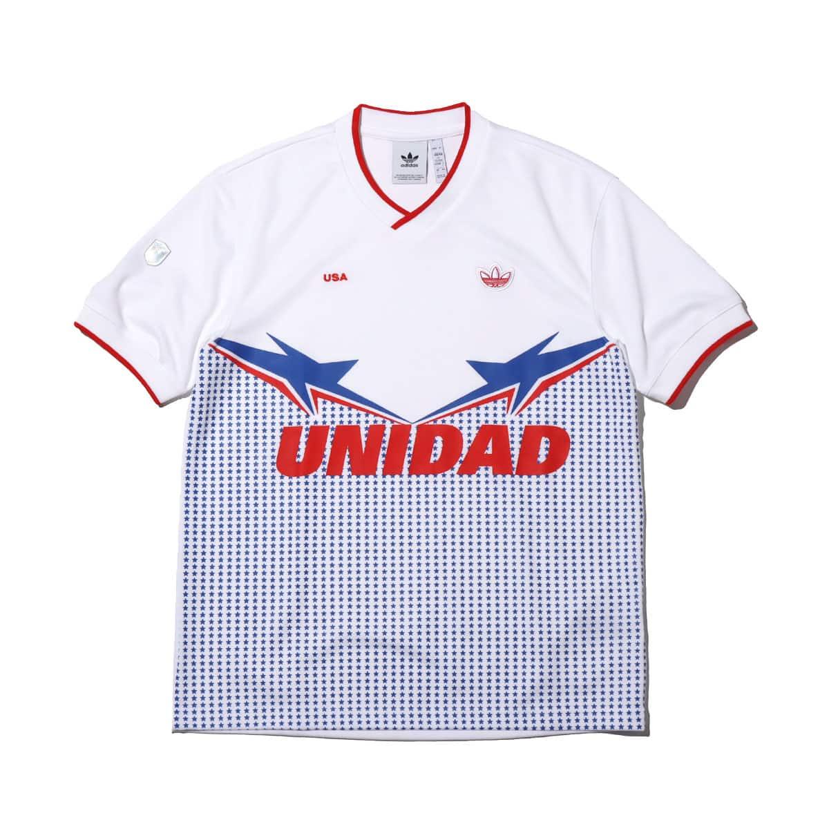 adidas USA DKTS JERSEY WHITE 20FW-I_photo_large