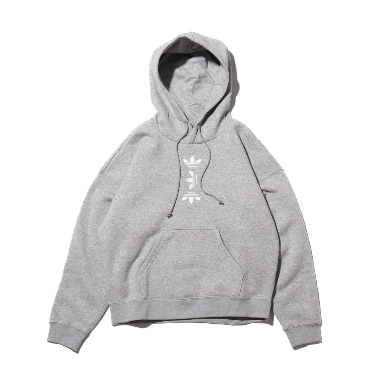 adidas LRG LOGO HOODIE MEDIUM GRAY FEATHER/WHITE 20SS-I_photo_large