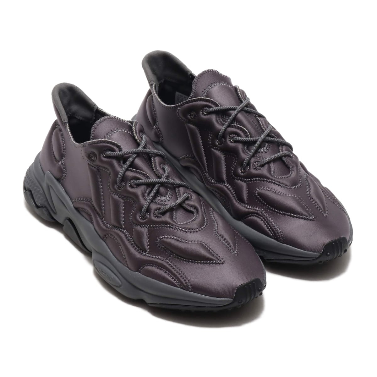 adidas OZWEEGO 3-D GRAY FIVE/GRAY FIVE/ACTIVE PURPLE 19FW-S_photo_large