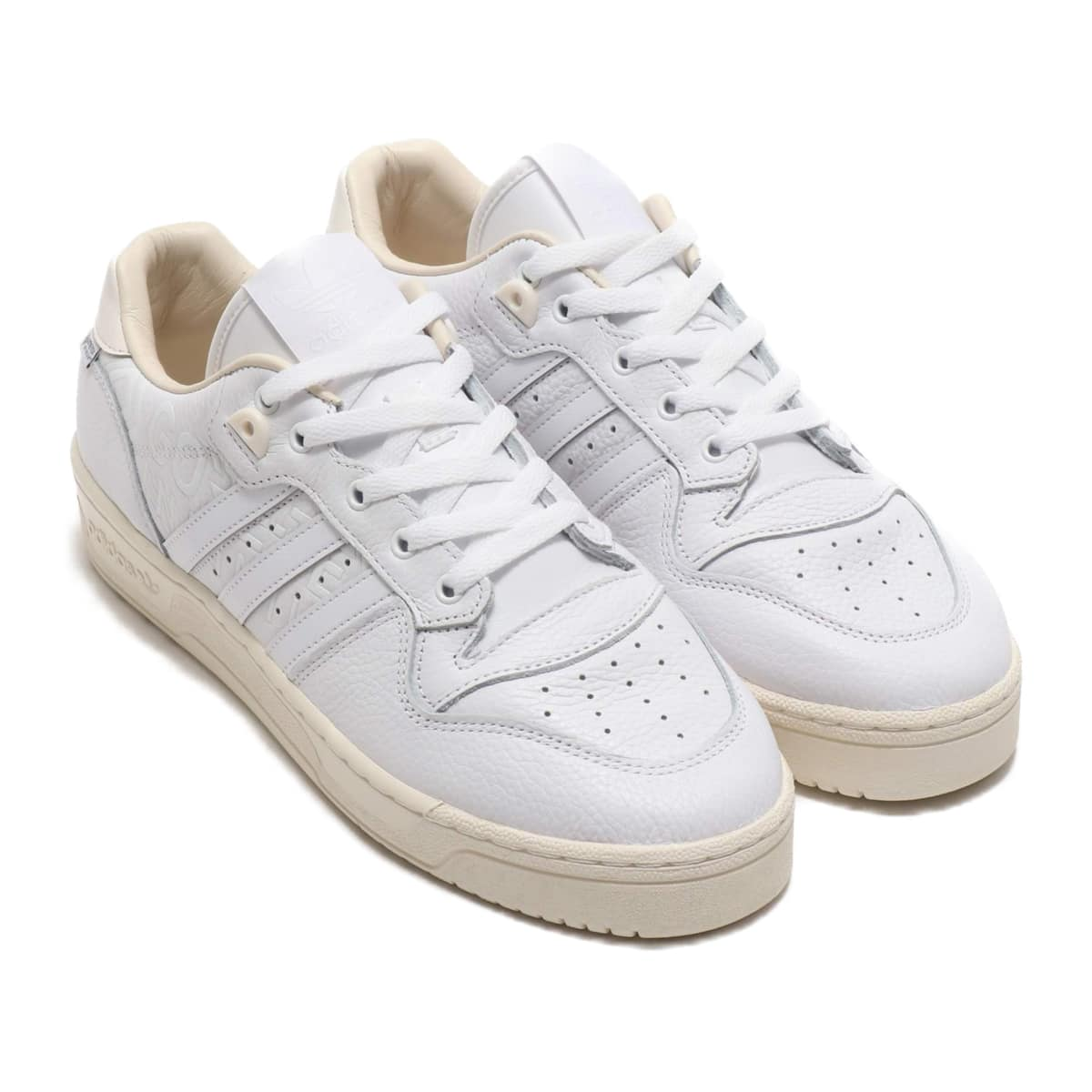 adidas RIVALRY LOW GORE-TEX RUNNING WHITE/OFF WHITE/CHORK WHITE 19FW-S_photo_large