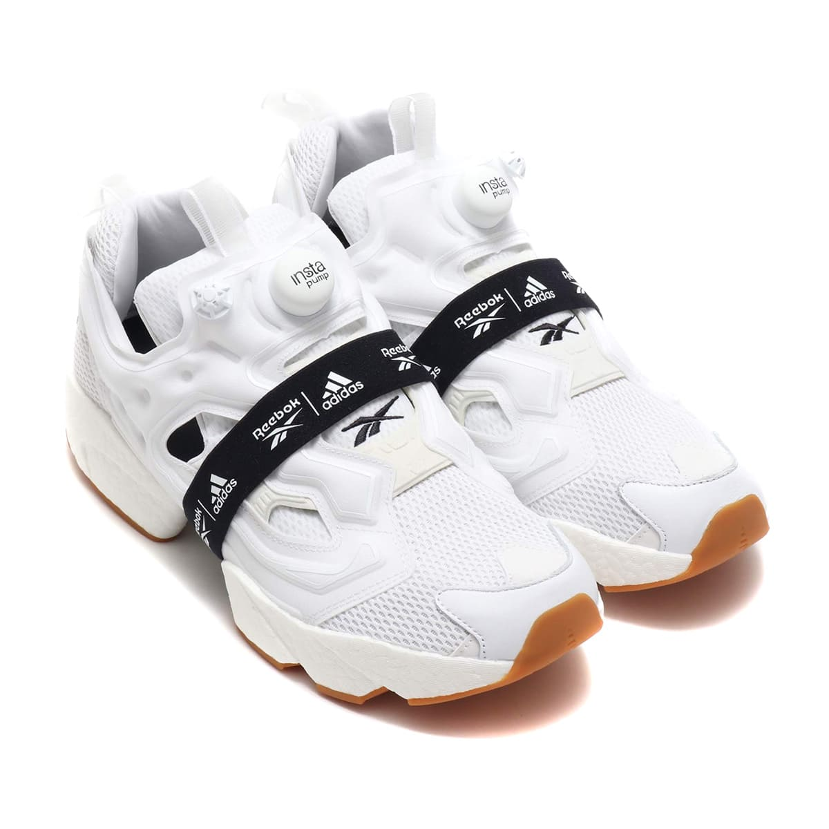 Reebok INSTAPUMP FURY BOOST WHITE/BLACK/REEBOK RUBBER GUM 19FW-S_photo_large
