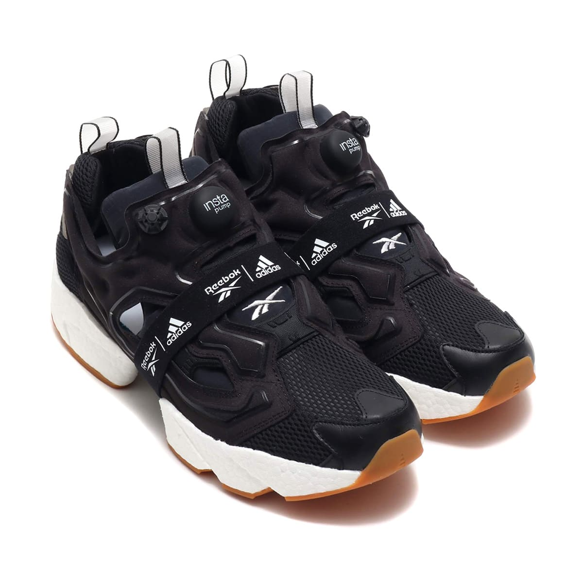 Reebok INSTAPUMP FURY BOOST BLACK/WHITE/REEBOK RUBBER GUM 19FW-S_photo_large