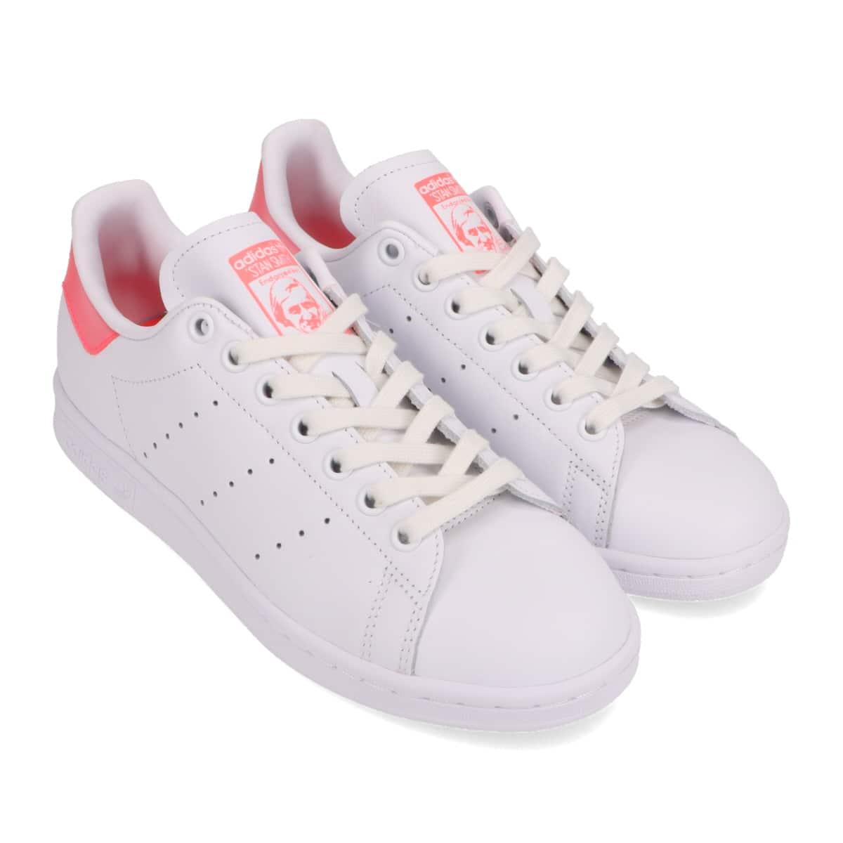 adidas STAN SMITH W FOOTWEAR WHITE/SIGNAL PINK/FOOTWEAR WHITE 20FW-I_photo_large