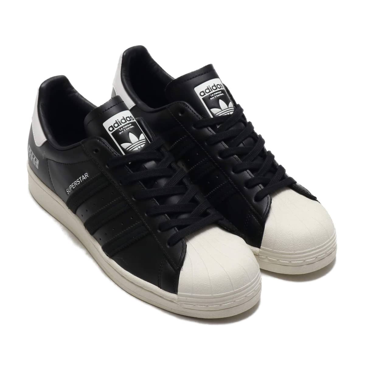 adidas SUPERSTAR CORE BLACK/CORE BLACK/OFF WHITE 20SS-I_photo_large