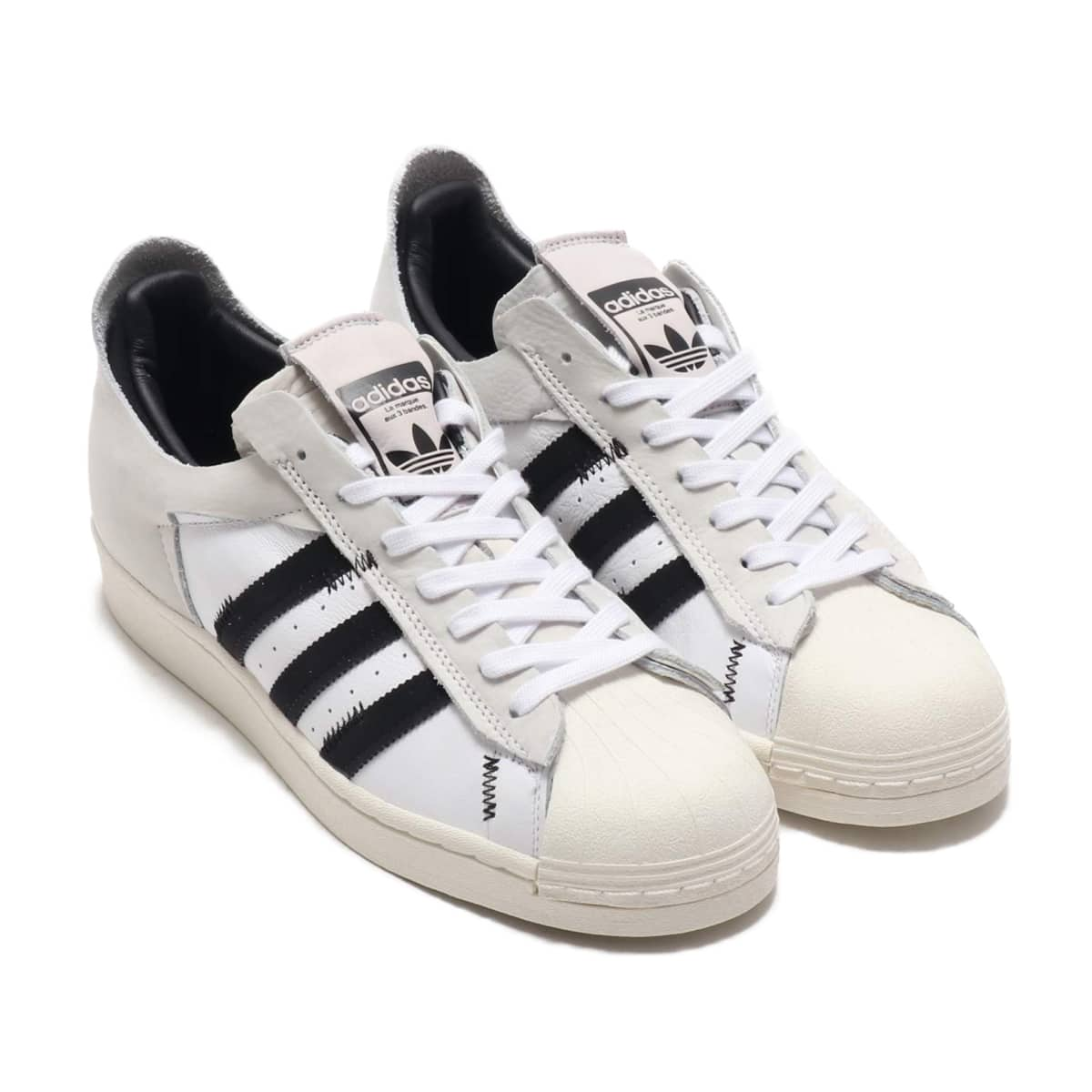 adidas SUPERSTAR FOOTWEAR WHITE/CORE BLACK/OFF WHITE 20SS-I_photo_large
