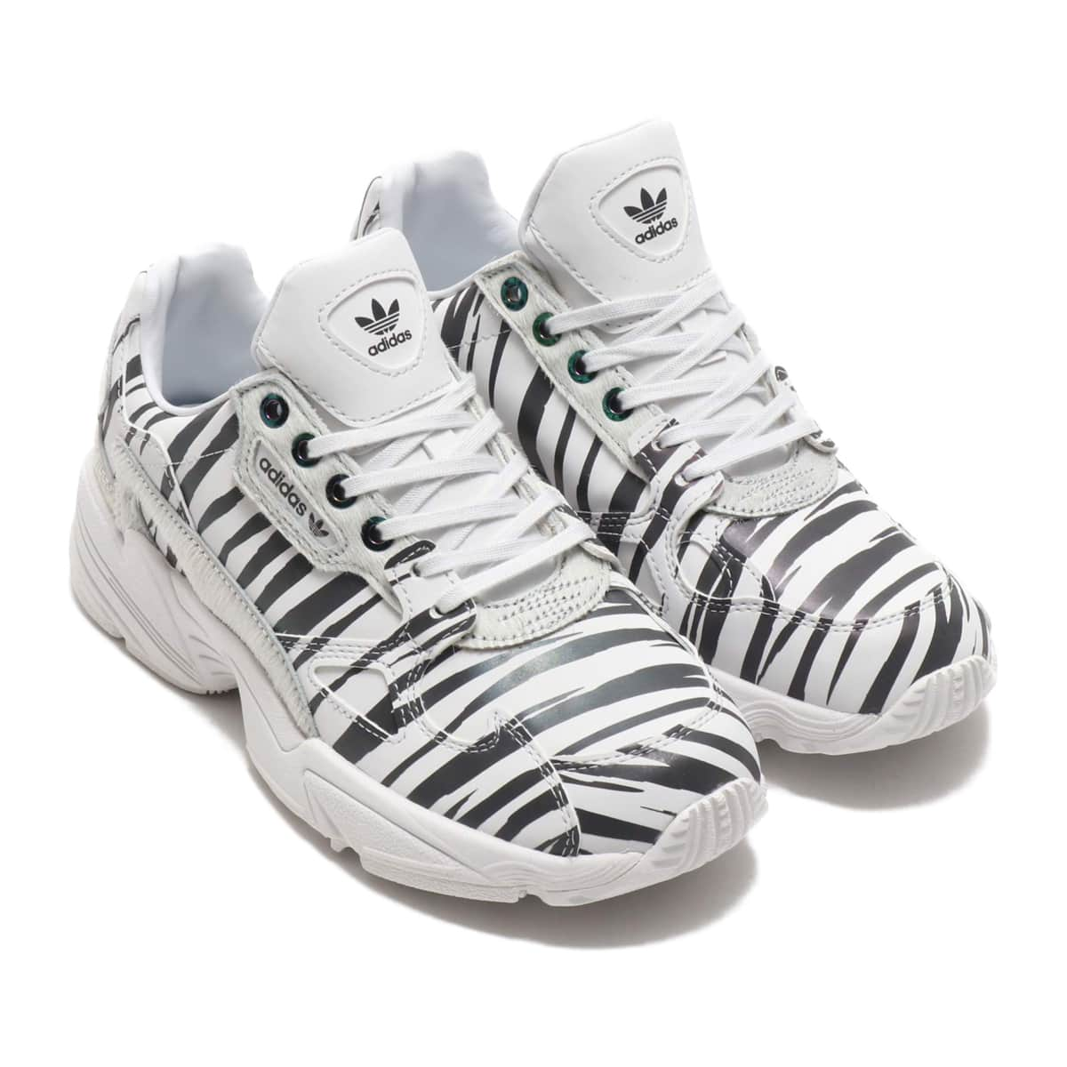 adidas FALCON W CRYSTAL WHITE/CRYSTAL WHITE/CRYSTAL WHITE 19FW-S_photo_large
