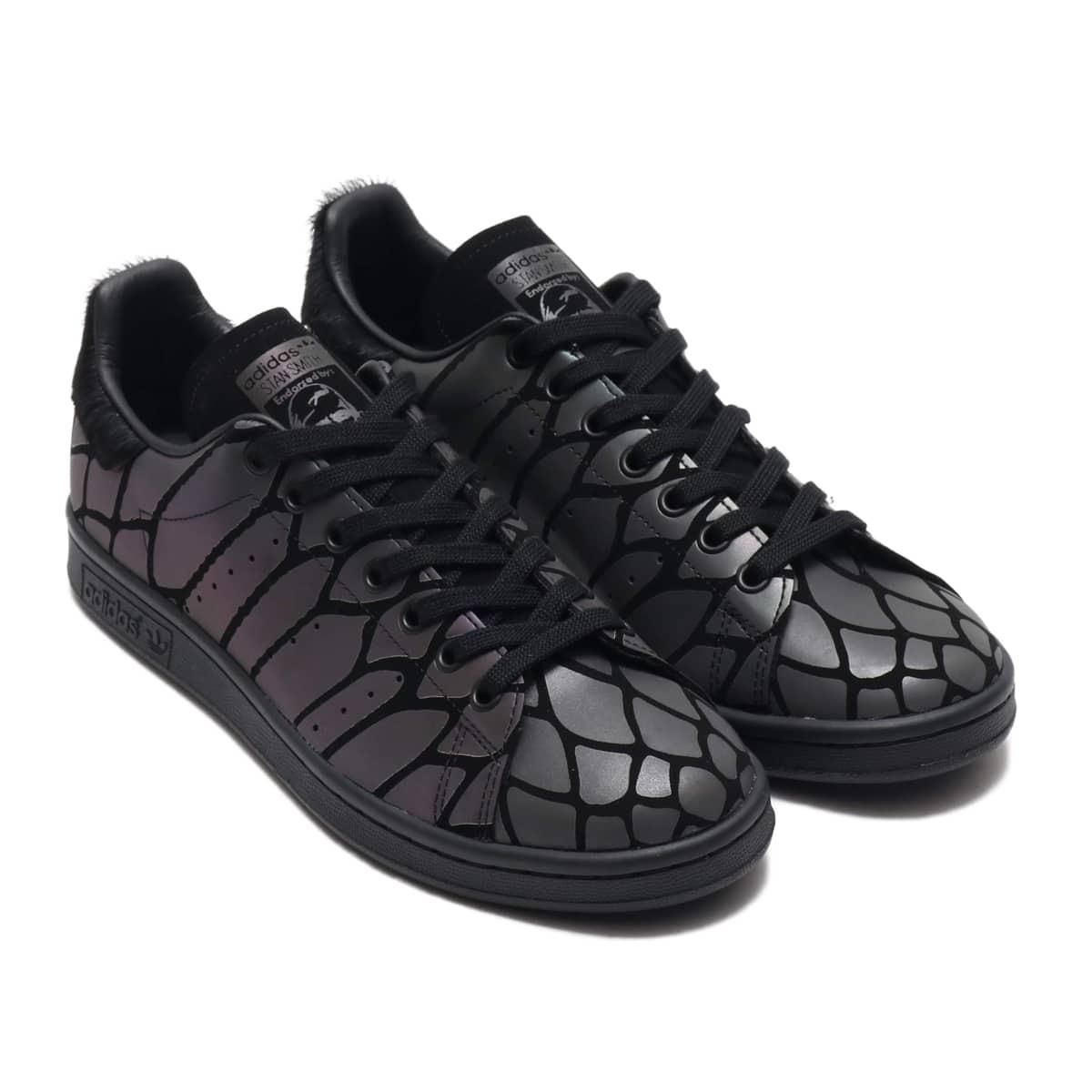 adidas STAN SMITH CORE BLACK/CORE BLACK/CORE BLACK 19FW-S_photo_large