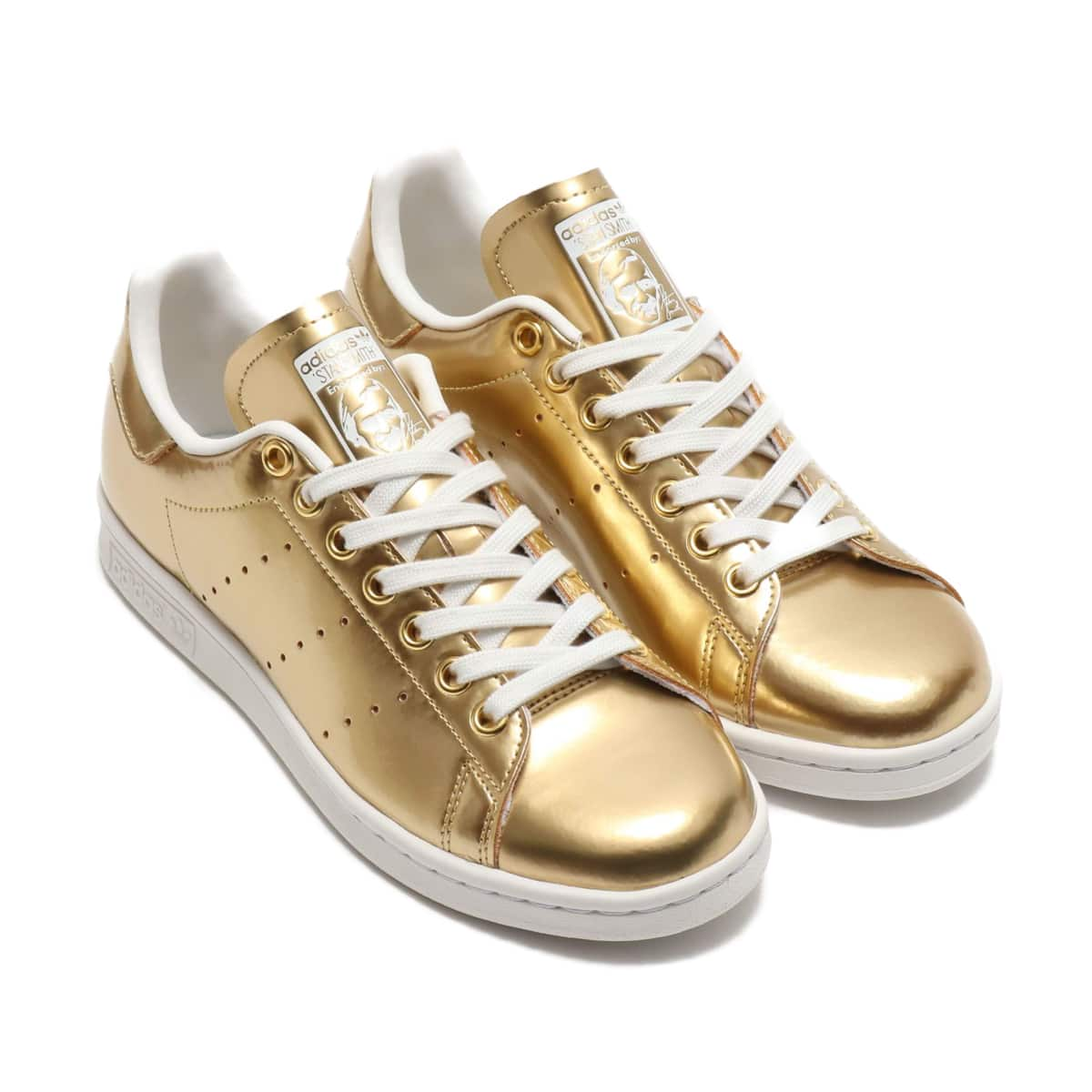 adidas STAN SMITH GOLD MET/GOLD MET/CRYSTAL WHITE 19FW-I_photo_large