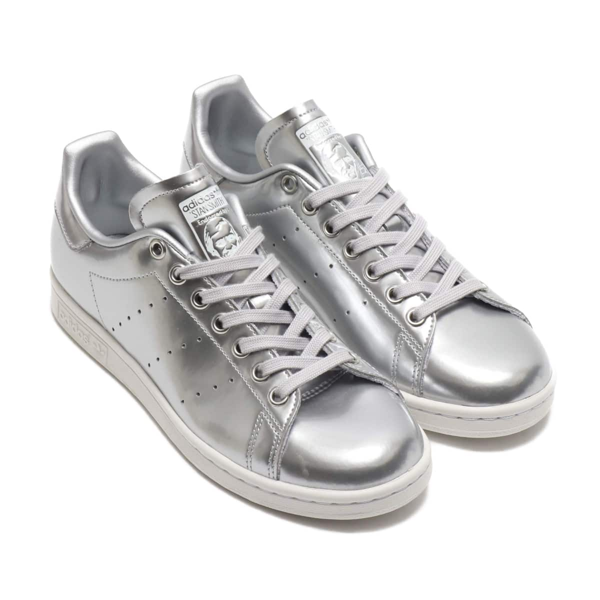 adidas STAN SMITH SILVER MET/SILVER MET/CRYSTAL WHITE 19FW-I_photo_large