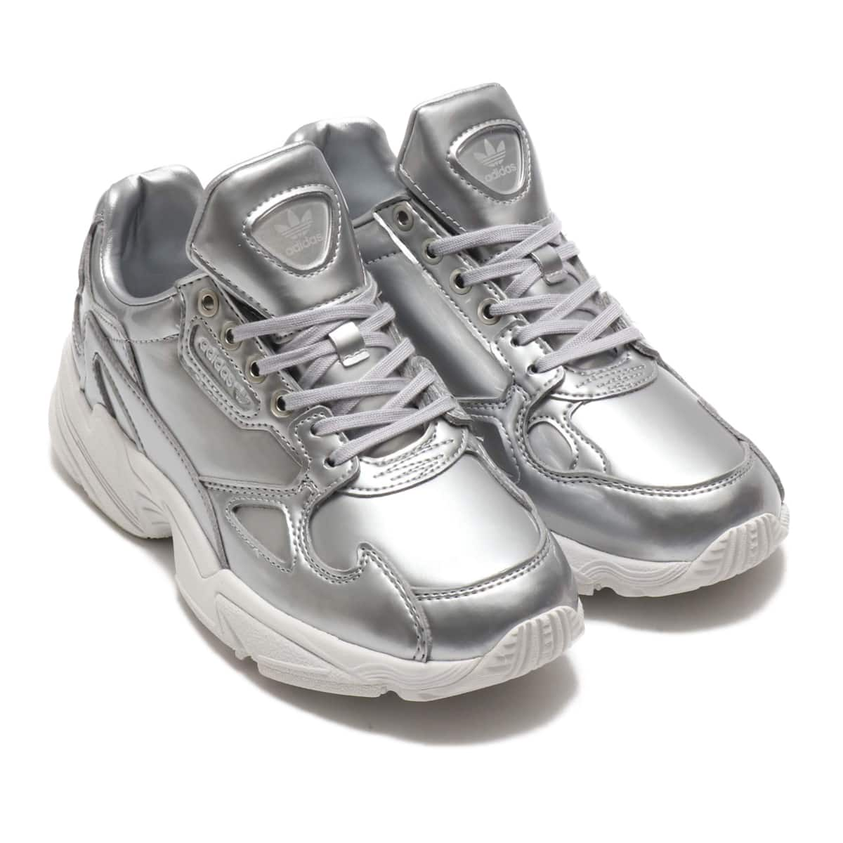 adidas FALCON W SILVER MET/SILVER MET/CRYSTAL WHITE 19FW-S_photo_large