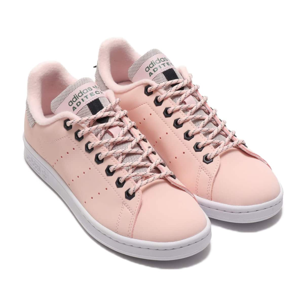 adidas STAN SMITH W HALO PINK/HALO PINK/TRACE GREEN 20SS-S_photo_large