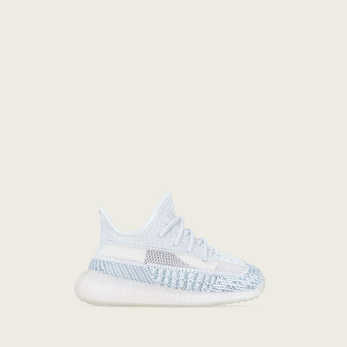"""adidas YEEZY_BOOST 350 V2""""CLOUD WHITE""""INFANT CLOUD WHITE/CLOUD WHITE/CLOUD WHITE 19FW-S_photo_large"""