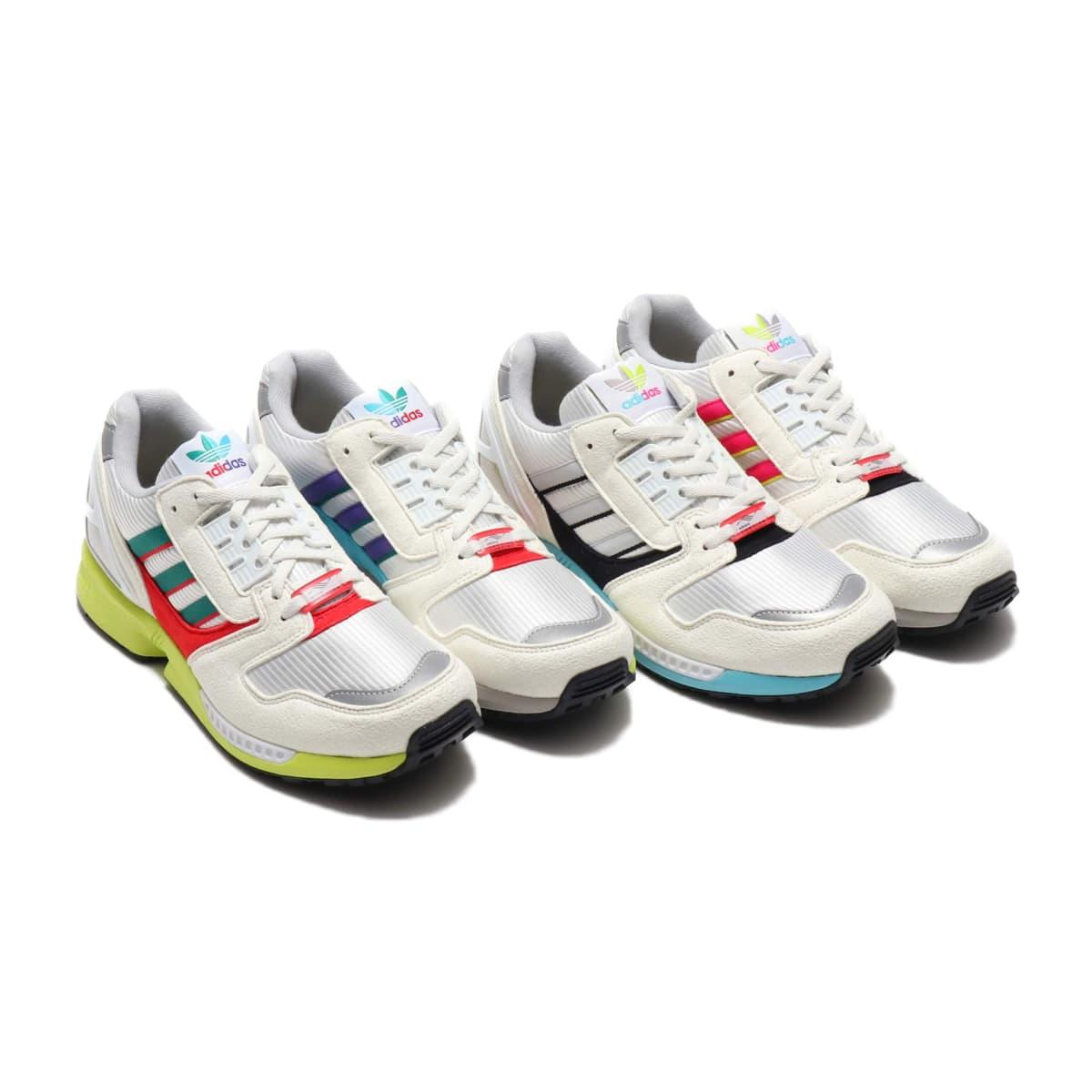 adidas Originals ZX 8000 CRYSTALWHITE/GREYTWO/BLUEGROW 19FW-S_photo_large