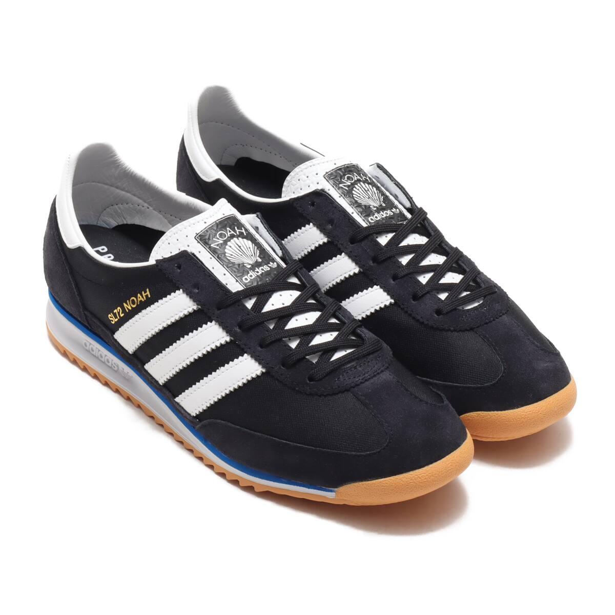 adidas SL72 NOAH CORE BLACK/CORE WHITE/BLUE 20SS-I_photo_large
