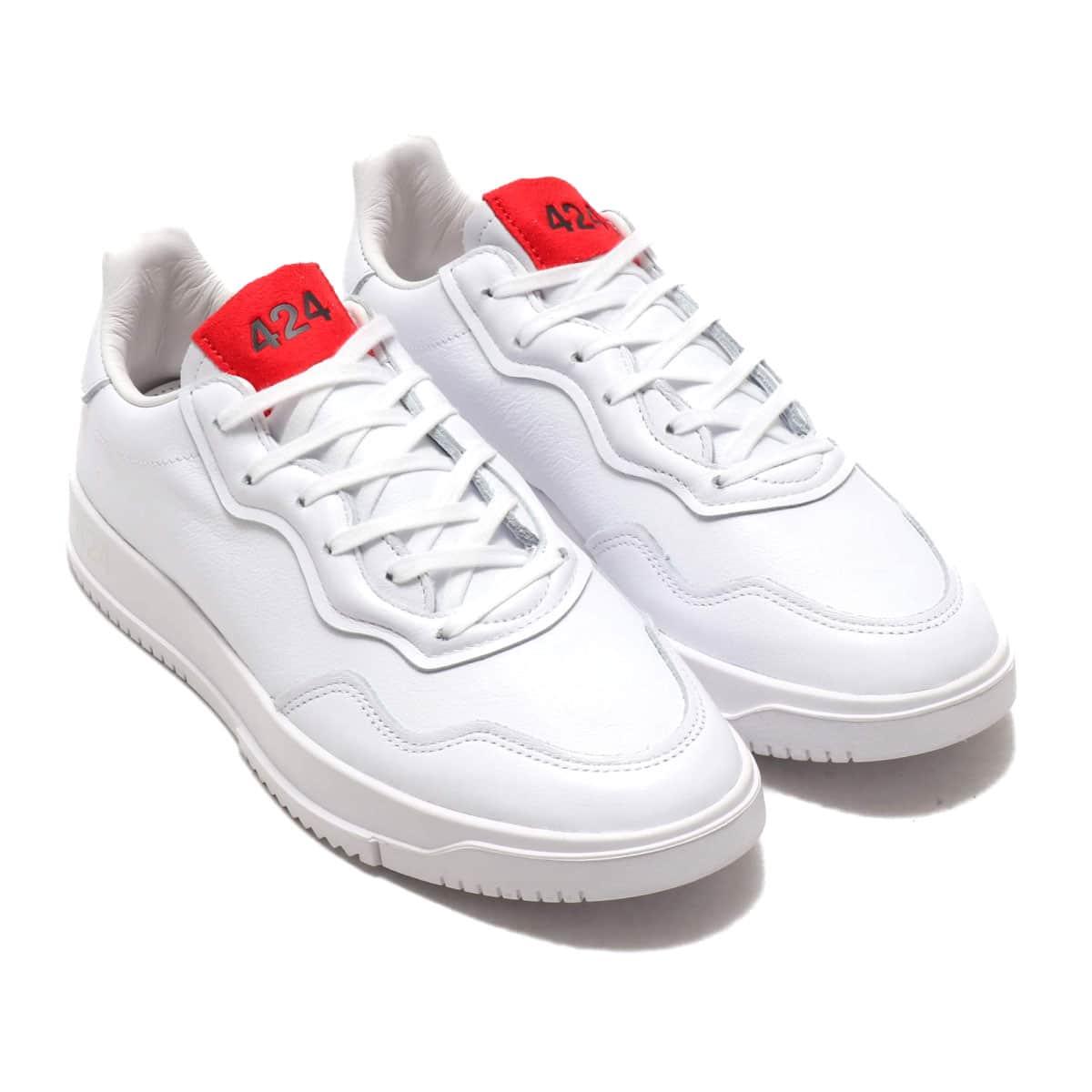 adidas 424 SC PREMIERE WHITE/WHITE/WHITE 20SS-S_photo_large