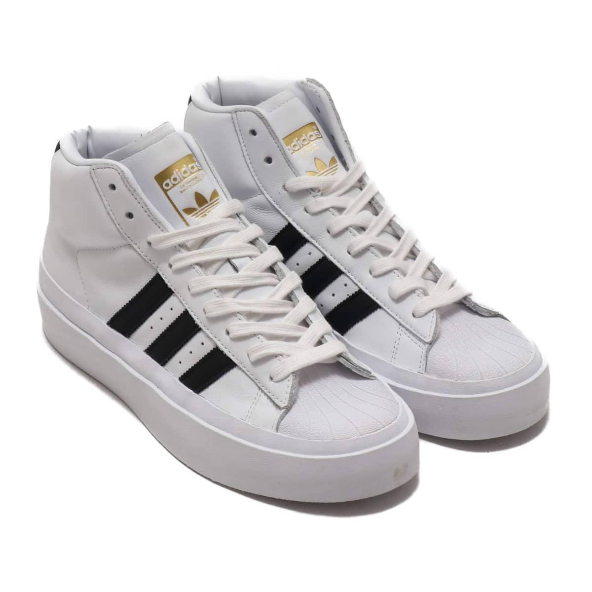 adidas 424 PRO MODEL WHITE/WHITE/BLACK 20SS-S_photo_large