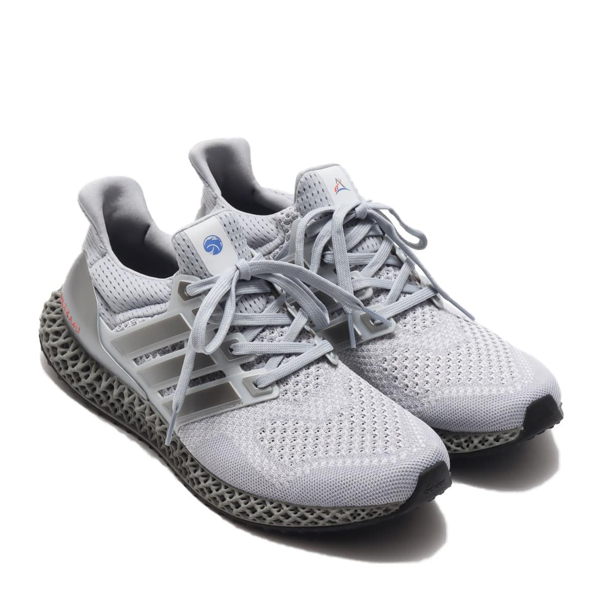 adidas ULTRA4D HELLOW SILVER/SILVERMETALLIC/SOLAR RED 21SS-I_photo_large