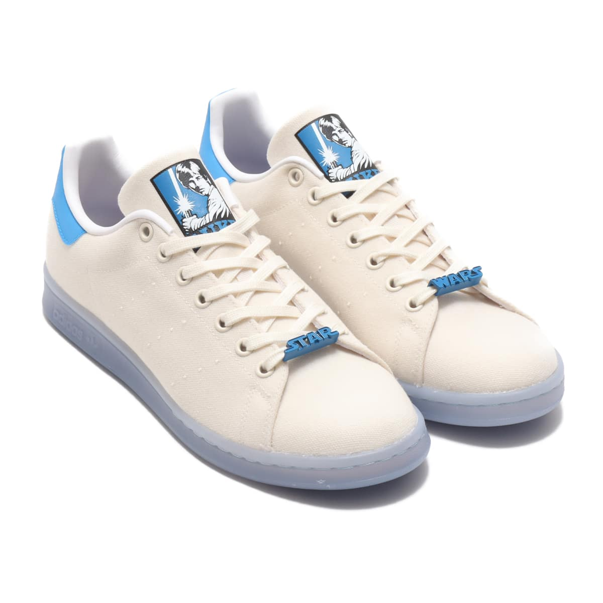adidas STAN SMITH CHALK WHITE/FTWR WHITE/BRIGHT BLUE 20SS-S_photo_large