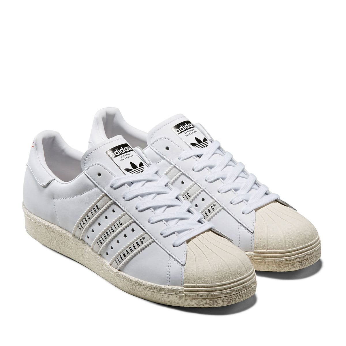 adidas SUPERSTAR 80s HUMAN MADE CORE BLACK/FTWR WHITE/OFF WHITE 20SS-S_photo_large