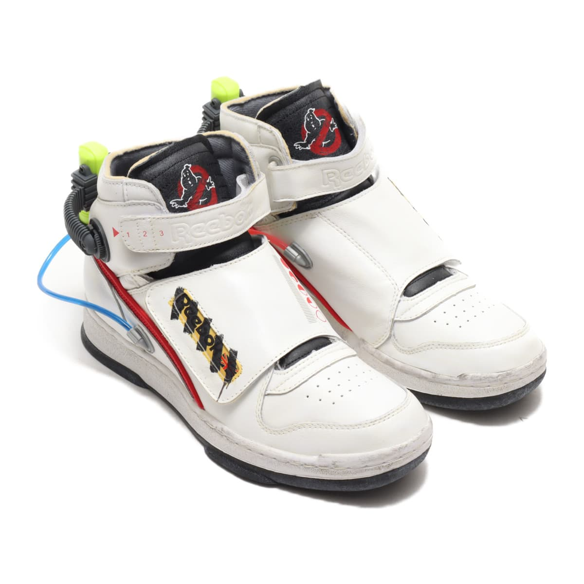 Reebok ALIEN STOMPER MID WHITE/TRUE GRAYA/SCARLET 20FW-I_photo_large