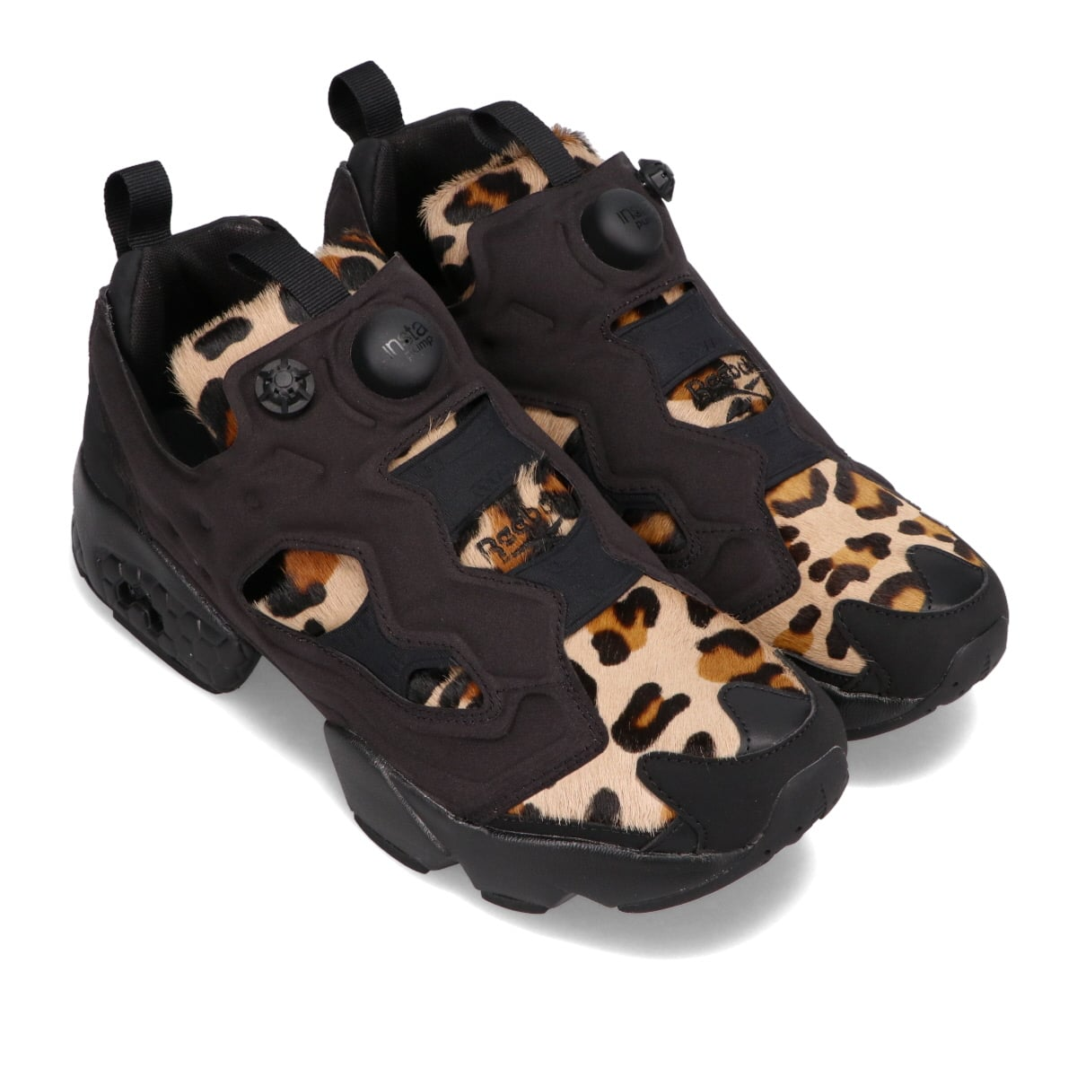 Reebok INSTAPUMP FURY - ANIMAL PACK ブラック/ブラック/ブラック 20FW-S_photo_large