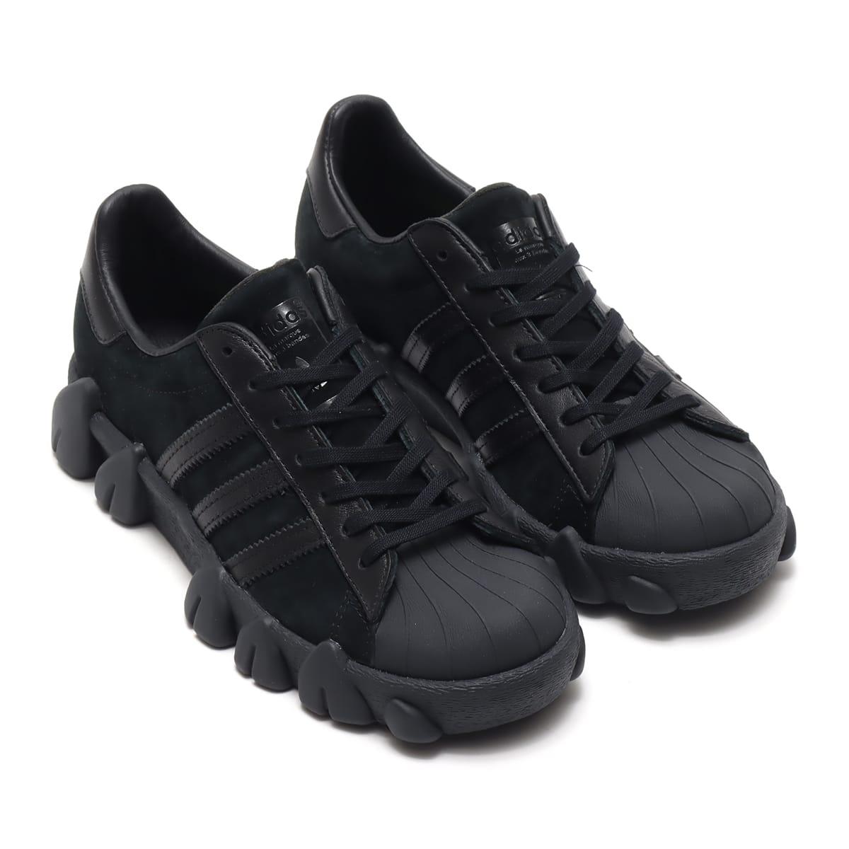 adidas Consortium SUPERSTAR80S AC CORE BLACK/CORE BLACK/FTWR WHITE 20FW-S_photo_large